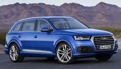 Audi Q7 au régime minceur