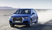 Audi Q7 2015 : les premières photos officielles