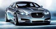 Jaguar C-XF : le félin change radicalement de cap