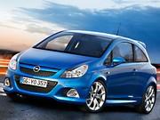Opel Corsa OPC : Boule de nerf