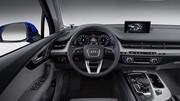 Audi Q7 : plus agile et plus connecté
