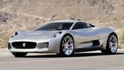 Jaguar C-X75 : dans le prochain James Bond