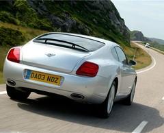 Essai Bentley Continental GT : Voyage, voyage