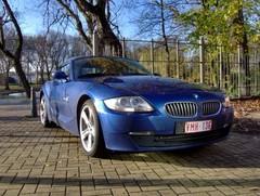 Essai BMW Z4 coupé 3.0si : le look et les performances