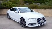 Essai Audi A7 Sportback 3.0 TDl biturbo : 5 mètres de hautes technologies