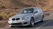 BMW M5 Touring : Un break en chasse