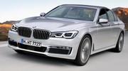 BMW Série 7 2015 : Un concentré de… Classe S