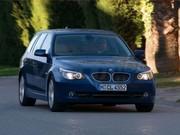 BMW série 5 : un très discret lifting