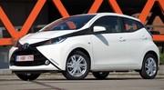 Essai Toyota Aygo 2