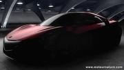 Nouvelle Honda NSX, mieux que la BMW i8 ?