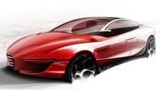 Alfa Romeo : un V6 de 480 ch pour la future berline