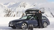 Départs aux sports d'hiver : bien choisir son coffre de toit