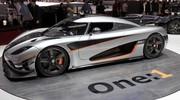 Focus sur la première Koenigsegg One:1