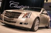 Cadillac CTS : Une Américaine met de l'eau dans son vin