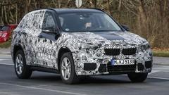 BMW X1 2015 : Marche en avant