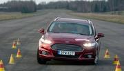 La nouvelle Ford Mondeo Break pèse 279 kg de trop !