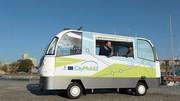 La Rochelle teste les véhicules électriques sans chauffeur CityMobil 2