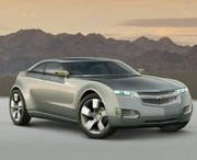 Chevrolet Volt : Hybride branchée. Doublement