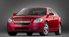 Chevrolet Malibu : Alerte à la Malibu