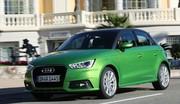Essai Audi A1 1.6 TDI 116 S Line Sportback 2015 : Personnalité plus affirmée