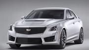 Voici la nouvelle Cadillac CTS-V de 640 ch
