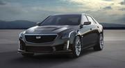 Nouvelle Cadillac CTS-V : 649 ch pour la berline