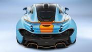 McLaren : une P1 à la livrée prestigieuse