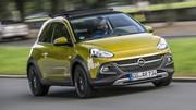 Essai Opel Adam Rocks 1.0 Ecotec 115 ch : Tenue de combat