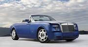 Rolls-Royce Drophead Coupé : Reine des cabriolets