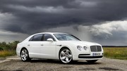 Essai Bentley Flying Spur V8 : access first-class