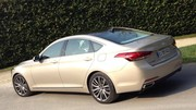 Essai Hyundai Genesis : une version habile du copier-coller
