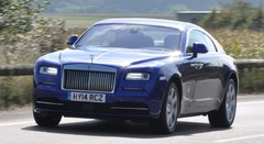 Essai Rolls-Royce Wraith : rock n'roll, mais pas punk