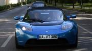 Une batterie de 70 kWh dans le roadster Tesla
