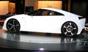 Toyota FT-HS Concept : La magie de l'hybride