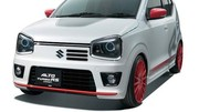 Suzuki : Alto RS Turbo, sport miniature
