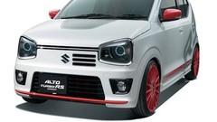 Suzuki : Alto RS Turbo, sport miniature