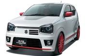 La Suzuki Alto RS Turbo Concept teasée