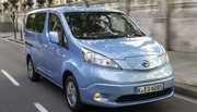 Essai Nissan e-NV200 Evalia (2014) : Les pros avant tout