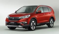 Honda met à jour le CR-V pour 2015