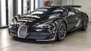 Bugatti : il reste huit Veyron neuves