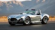 Shelby ressuscite la Cobra 427 pour ses 50 ans