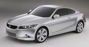 Honda Coupé Concept : l'Accord newlook