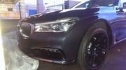 La BMW Serie 7 toute nue !