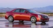 Nouvelle Cadillac CTS : Une riche revenante