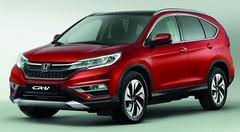 Honda CR-V 4 restylé