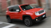 Essai Jeep Renegade 2.0 Multijet 140 BVA9 4x4 Limited : L'honneur est sauf