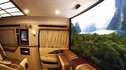 Cadillac Escalade Lexani Concept One : un vrai cinéma roulant