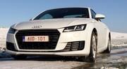 Essai Audi TT TDI : Génération PlayStation !