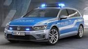 Volkswagen Passat GTE : pour la police allemande