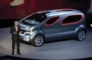 Ford Airstream Concept, le crossover de demain ?